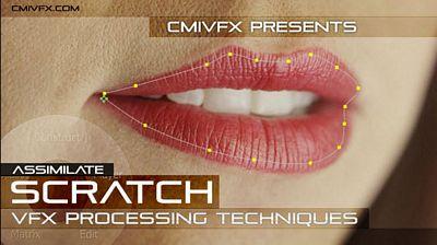 Michael Burton - Assimilate SCRATCH VFX Processing Techniques