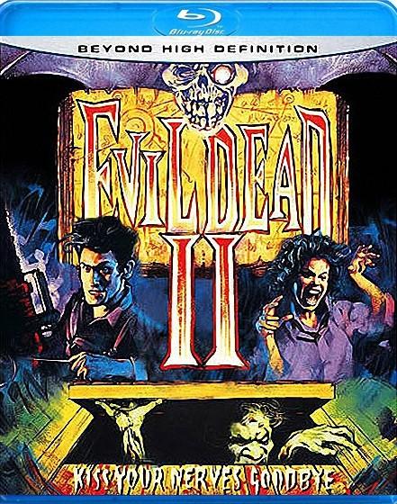 Evil Dead 2 (1987) Bluray 1080p DTSMA x264 dxva FraMeSToR