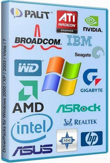 DriverPacks for Windows 7, Vista, Xp (09.2012)