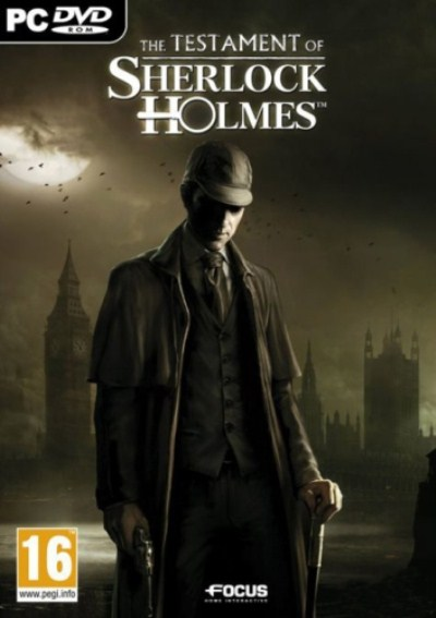 The Testament of Sherlock Holmes (2012)-Rip by TPTB