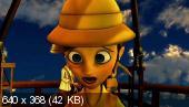 Двигай время! / Los ilusionautas (2012) BDRip 720p+HDRip(1400Mb+700Mb)+DVD5+DVDRip(1400Mb+700Mb)