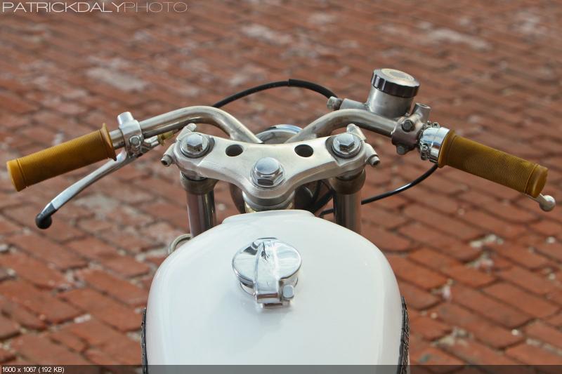 Боббер Honda CB360 1974