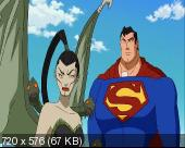Супермен против Элиты / Superman vs. The Elite (2012) DVDRip