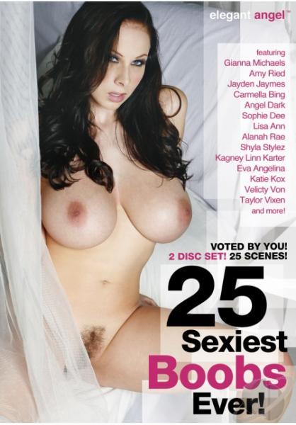 25 Sexiest Boobs Ever / 25 Самых сексуальных Сисек Когда-либо (Elegant Angel)