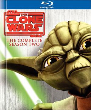 Звездные войны: Войны клонов / Star wars: The Clone wars [Сезон: 2] (2009-2010) BDRip 720p
