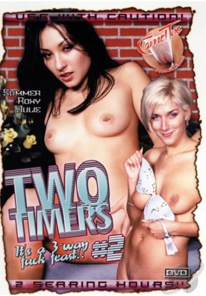Two Timers 2 / Две сочные девушки ублажают парня 2 (Camel Toe Productions)