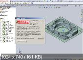 SolidCAM 2011 SP8 for SolidWorks 2009-2013