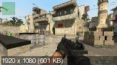 Counter-Strike Source v72 (Global Offensive Mod/no-Steam)