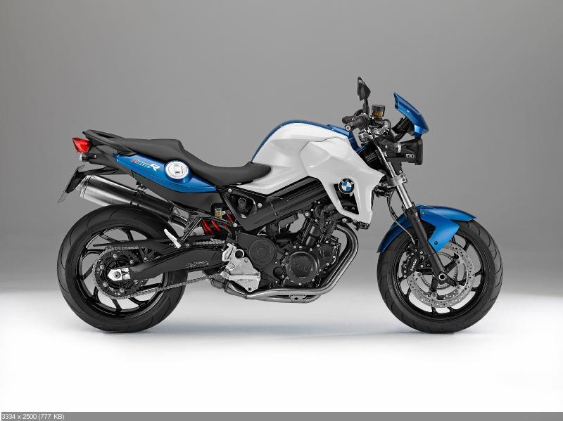 Мотоцикл BMW F800R 2013