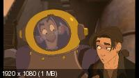 Планета сокровищ / Treasure Planet (2002) BD Remux + BDRip 1080p / 720p + HDRip