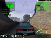 Knight Rider - The Game (2003/PC/RUS)