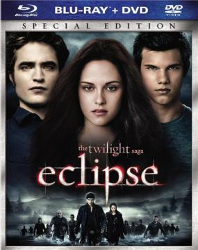 Сумерки. Сага. Затмение / The Twilight Saga: Eclipse (2010) BDRemux 1080p