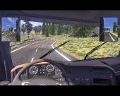 Scania: Truck Driving Simulator (2012/RUS/UK/ENG/Multi33/RePack)