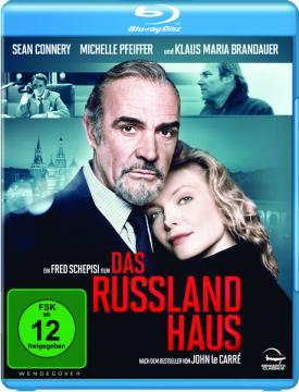 Русский отдел / The Russia House (1990) BDRemux 1080p