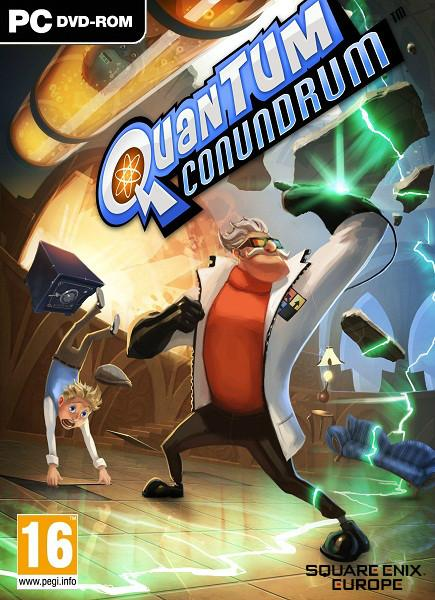 Quantum Conundrum (2012/RUS/ENG/Repack)