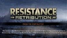 Resistance Retribution (2009) (RUS) (PSP)