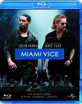 Полиция Майами: Отдел нравов (Театральная версия) / Miami Vice (Theatrical Cut) (2006) Blu-Ray CEE 1080p