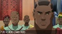 Новые Мстители 2 / Ultimate Avengers II (2006) BDRip 1080p + HDRip