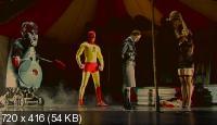 Капитан Берлин против Гитлера / Captain Berlin versus Hitler (2009) DVDRip