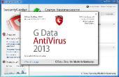 G Data AntiVirus|InternetSecurity|TotalProtection 2013 v 23.0.4.0 Final(Официальные русские версии!)
