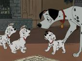 101 далматинец / One Hundred and One Dalmatians (1961/BDRip)