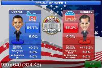 The Race for the White House (2012/ENG)