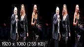 Благотворительный концерт Фонда Принца Уэльского 2010 в 3Д / Prince's Trust Rock Gala 2010 Горизонтальная анаморфная