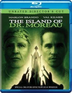 Остров доктора Моро / The Island of Dr. Moreau [Director's Cut] (1996) BDRip 720p