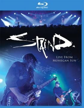 Staind - Live From Mohegan Sun (2012) Blu-Ray