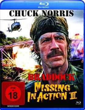 Без вести пропавшие 3: Брэддок / Braddock: Missing in action 3 (1988) BDRemux 1080p