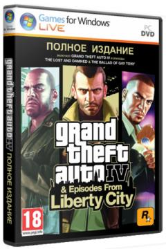 GTA 4 / Grand Theft Auto IV: Complete Edition (2010) PC | Лицензия