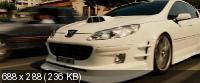 Такси 4 / T4xi / Taxi 4 (2007) BD Remux + BDRip 1080p / 720p + HDRip 1400/700 Mb
