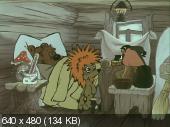 Трям! Здравствуйте!; Зимняя сказка; Осенние корабли; Удивительная бочка (1980-1983) DVDRip