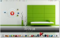 RocketDock 1.3.5 Animated 3D Icon (RUS)