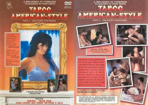 Taboo american style 3 classic xxx
