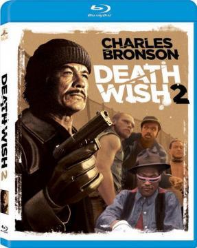 Жажда смерти 2 / Death Wish II (1982) BDRemux 1080p