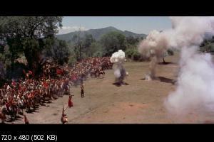 Тарас Бульба / Taras Bulba (1962) DVD9 + DVDRip 2100/700 MB