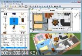 Sweet Home 3D 3.1 + Дизайн внутреннего убранства 3D-конструктор 1.3
