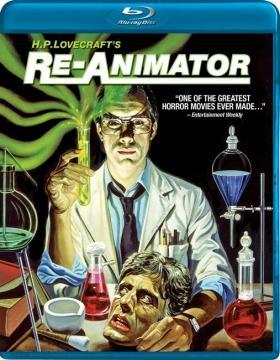 Реаниматор / Re-Animator (1985) BDRip 1080p | Extended