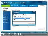 PC Tools Performance Toolkit 2.1.0.2151