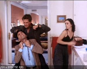 Живой щит / The Human Shield (1991) DVD5