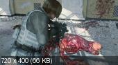 Обитель зла: Проклятие (2012) HDRip | Лицензия