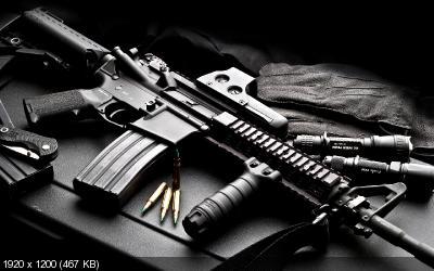 Стрелковое оружие разных стран мира (pack 1 - 2)