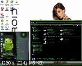 Пак новейших тем для Windows 7 25.09.2012