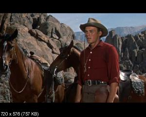 Станция Команч (Стоянка команчей) / Comanche Station (1960) DVD5