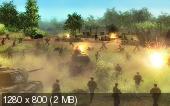 Men of War: Condemned Heroes 1.00.2 (2012/Rip)