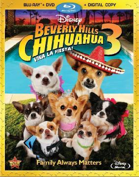Крошка из Беверли-Хиллз 3 / Beverly Hills Chihuahua 3: Viva La Fiesta! (2012) BDRip 720p