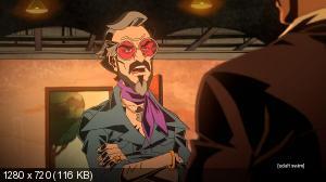 Черный Динамит [1 сезон] / Black Dynamite (2012) HDTV 720p + HDTVRip