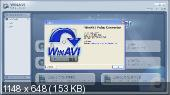 WinAVI Video Converter 11.6.1.4653 Portable
