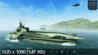 Carrier Command: Gaea Mission (2012/RUS/ENG/Full/Repack)